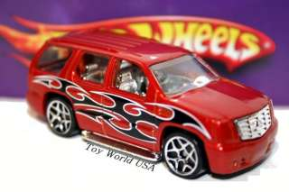 Hot Wheels 2007 Cadillac Escalade Dream Garage Exclusiv