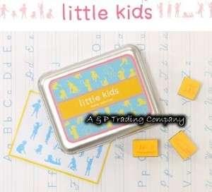 Korean Stationery DIY Rubber Stamp Set   Little Kids