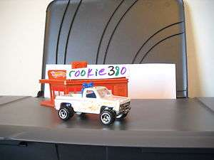Loose Hot Wheels BYWAYMAN CHEVY   OLD SCHOOL 4x4 Pickup