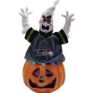 SC Sports Seattle Seahawks Team Fiber Optic Ghost