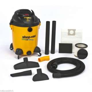 Shop Vac 14 Gallon 5.5 HP 120V Wet/Dry Pump Vacuum 026282968944
