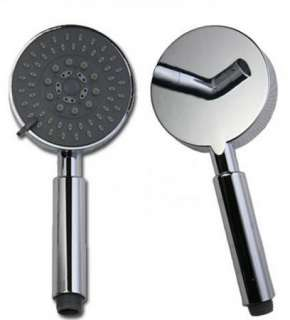 New Modern Style 5 Function Spa Hand Held Shower Head