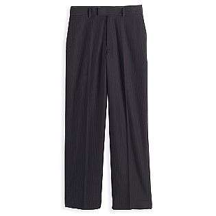 Flat Front Fancy Dress Slacks  Covington Clothing Mens Pants