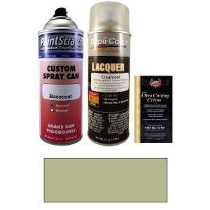 Yellow Silver Metallic Spray Can Paint Kit for 1998 Infiniti QX4 (KR3