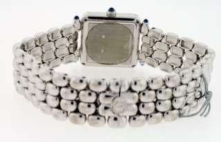 Chopard Classic, 18k White Gold Ladies Diamond Watch.
