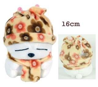 MashiMaro Cute Rabbit Soft Plush Toy Doll 6Flower Y