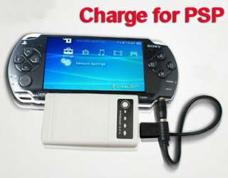 Universal 3000mAh Portable Backup Battery Charger for PDA Cell Phone