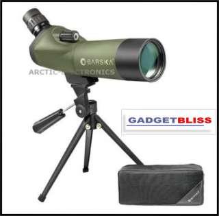 Barska 18 36X50 Blackhawk Spotting Scope & Tripod +Case