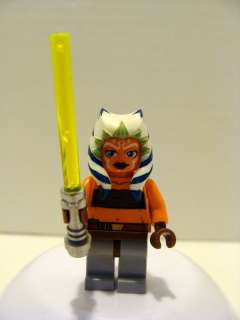 Lego Star Wars Ahsoka Minifigure
