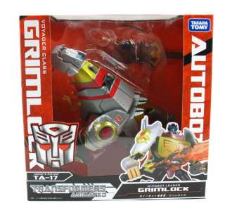 TAKARA TOMY Transformers Animated TA 17 GRIMLOCK Figure