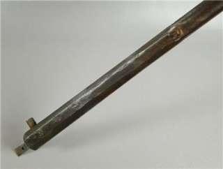 Muzzleloader 1/2 Octagon BARREL & TANG Vintage Rifle Musket Shotgun