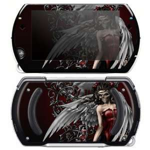 Gothic Angel Decorative Protector Skin Decal Sticker for