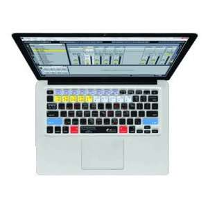 Macbook Pro Unibody Keyboard Cover Clear Ableton Live Soft