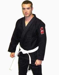 BLACK Fuji Brazilian Jiu Jitsu Gi Kimono BJJ uniform A1 A2 A3 A4 A5