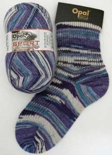 Opal Knitting Yarns, Opal Collections - Knitting wool, patterns