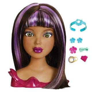 salon Styling Head doll  African American Explore similar items
