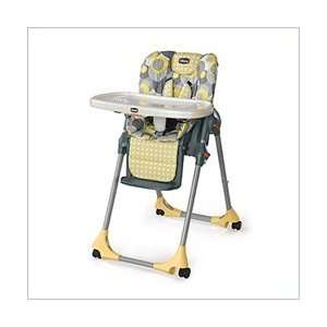 Chicco Polly High Chair Double Phase   Miro: Baby