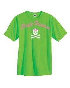 Pirate Princess Gothic Skull T Shirt S  6x