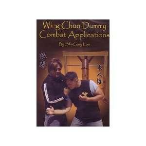 Wing Chun Dummy Combat Applications DVD by Gary Lam