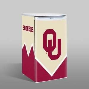 Oklahoma Sooners Counter Top Fridge