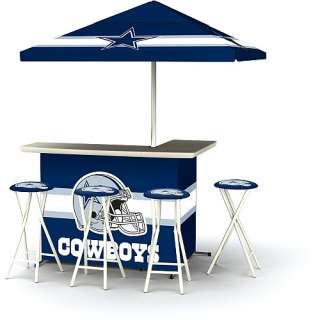 Dallas Cowboys Tailgating NFL Dallas Cowboys Portable Bar