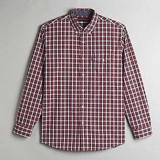 Mens Striped Poplin Shirt  US Polo Assn. Clothing Mens Shirts