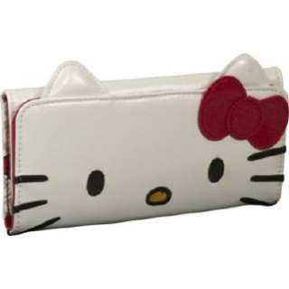 Accessories Loungefly Hello Kitty Face Wallet With E White Shoes