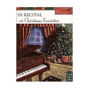In Recital with Christmas Favorites, Book 1 Musical Instruments