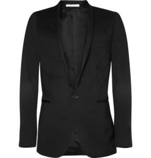 Clothing  Blazers  Single breasted  Inverted Collar