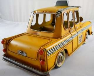 Checker Cab Car Vehicle Cab Driver Taxi Cabs Antique