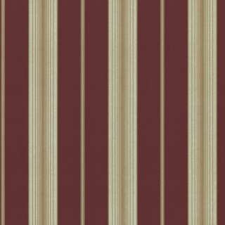 Vlies Tapete Bordeaux Rot Gold Glanz Streifen Luxus