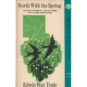 Journey With the North American Spring Edwin Way Teale 9780815202097