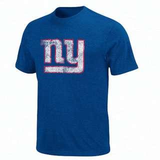 New York Giants Tees New York Giants Vintage Logo T Shirt