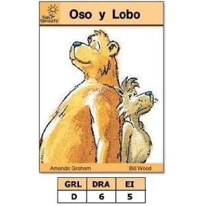 SunSprouts en español: Oso y Lobo: Toys & Games
