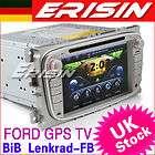 ES789DE 7 HD Autoradio Car DVD Player GPS iPod CAN BUS SWC FORD FOCUS