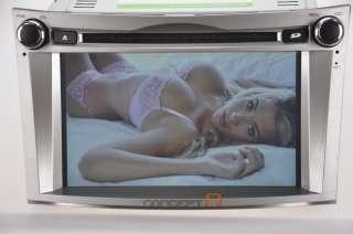 2010 2011 2012 Subaru Outback DVD GPS Navigation Double DIN Radio