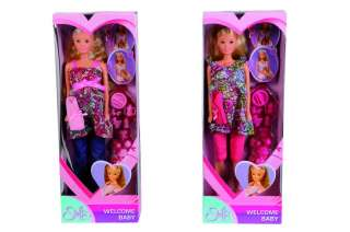Steffi Love schwanger Welcome Baby 5734000 NEU/OVP