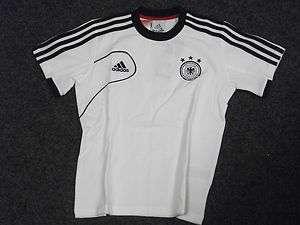 Adidas T Shirt DFB Deutschland EM 2012 Kinder (X20216)   NEUWARE