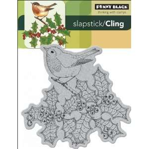 Penny Black Cling Rubber Stamp, Natures Best   899345