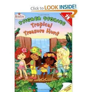 Hunt (Strawberry Shortcake) (9780448445595) MJ Illustrations Books