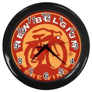Fat Tire Beer Logo New Wall Clock Size 10