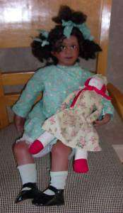 Collectible Doll MERCEDES by MARY VAN OSDELL 291/1000