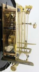 8DAY 2 WEIGHT VIENNA REGULATOR WALL CLOCK MOVE 7 DIAL VM2