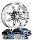 Mustang Cobra 16x8 chrome wheels 4lug 5 spoke 16 Rims