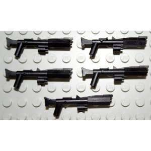 Little Arms Waffen   5 Rifle für z.B. Lego Star Wars Clone Trooper