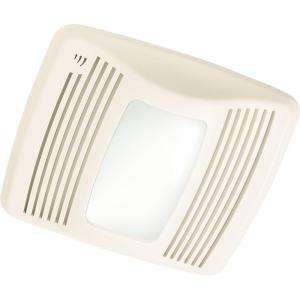 NuTone Ultra Silent 110 CFM Ceiling Humidity Sensing Exhaust Fan with