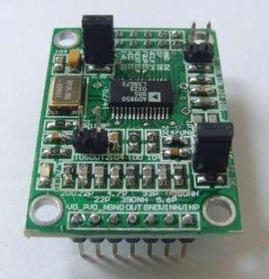 AD9850 Module Board DDS Signal Generator with Diagram