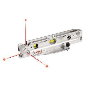 Bosch Torpedo 3 Point Alignment Laser Level GPL3T at The Home Depot