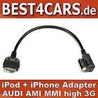 USB Adapter Kabel AUDI AMI VW MDI NEU TOP Artikel im BEST4CARS Shop