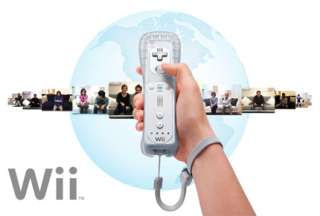 Nintendo Wii Fitness Bundle   Wii System, My Fitness Coach Wii Game